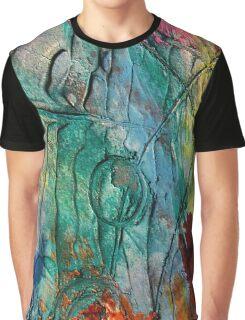 Mixed media 17 by rafi talby Graphic T-Shirt