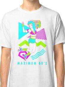 Maximum 80's Classic T-Shirt