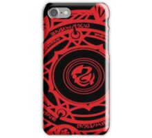 High school dxd Logo iPhone Case/Skin