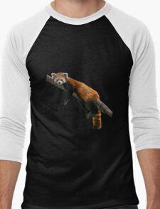 2016 Red Panda Day Men's Baseball ¾ T-Shirt
