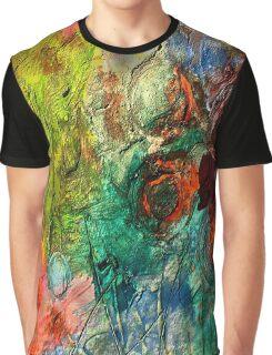 Mixed media 20 by rafi talby Graphic T-Shirt