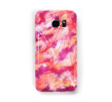 magenta nebula Samsung Galaxy Case/Skin