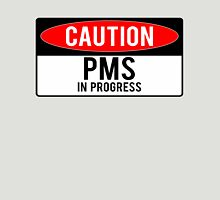 PMS in Progress Womens Fitted T-Shirt