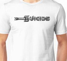 SWORD SUICIDE Unisex T-Shirt