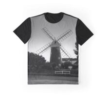 Mundesley Windmill Graphic T-Shirt