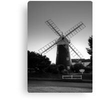 Mundesley Windmill Canvas Print