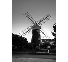 Mundesley Windmill Photographic Print