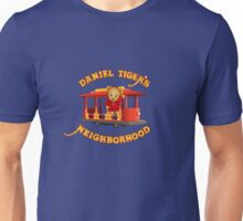Daniel Tiger and Trolley Unisex T-Shirt