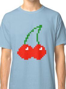 Pixel Cherry Classic T-Shirt