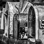 Mail Boxes in Baddeck by kenmo