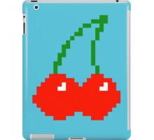 Pixel Cherry iPad Case/Skin