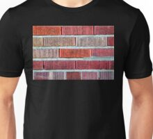 Red Brick Wall Unisex T-Shirt
