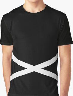 Team Skull Design Graphic T-Shirt