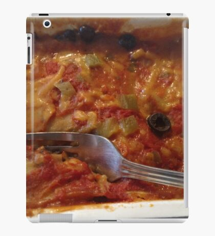 Enchilada for one iPad Case/Skin