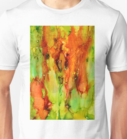 Indian Paintbrush abstract explosion! Unisex T-Shirt