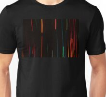 Abstract Motion Lights Unisex T-Shirt
