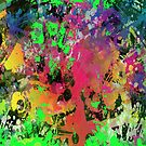 Splashes of Colour by Jason Scott