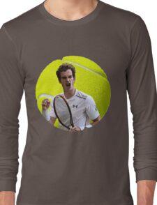 Andy Murray Tennis Ball Long Sleeve T-Shirt
