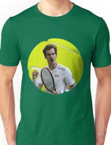 Andy Murray Tennis Ball Unisex T-Shirt