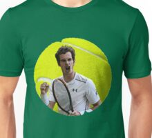 Andy Murray Tennis Ball Unisex T-Shirt