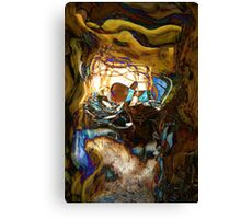 Atelier by Floria Rey Canvas Print