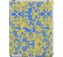 Blu Fleur   iPad Case/Skin
