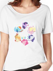 Mane Six Women's Relaxed Fit T-Shirt