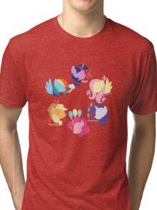 Mane Six Tri-blend T-Shirt