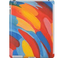 Colored background iPad Case/Skin