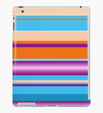Bold Stripes  iPad Case/Skin