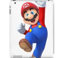 Mario from the Nintendo video game series iPad Case/Skin
