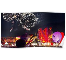 After Glow™ Fireworks Show Poster