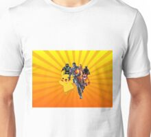 Cool Video Game Characters Unisex T-Shirt