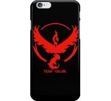 Team Valor iPhone Case/Skin