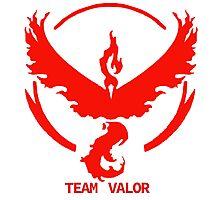 Team Valor Photographic Print