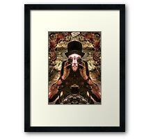 Steampunk  Framed Print