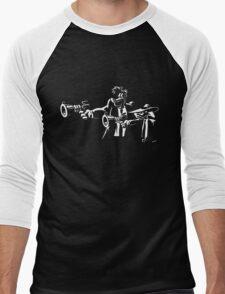 Duck Fiction Men's Baseball ¾ T-Shirt