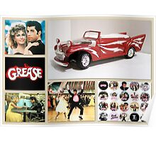 Grease Lightning Poster