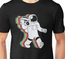 Radio & Spaceman Unisex T-Shirt