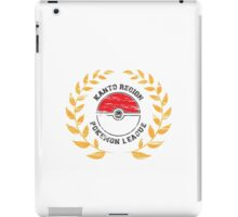 Regional Champion Colour iPad Case/Skin