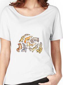 chub gecko babies Women's Relaxed Fit T-Shirt