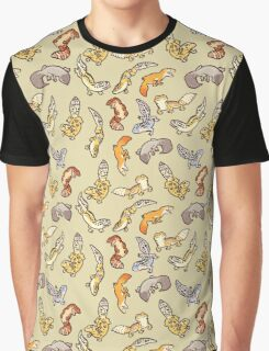 chub gecko babies Graphic T-Shirt