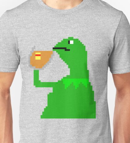 None Of My Business Meme Frog Unisex T-Shirt