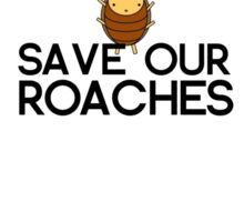 Save Our Roaches! Sticker