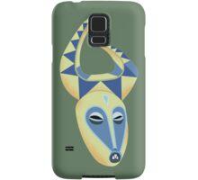 Yellow Tiki Samsung Galaxy Case/Skin