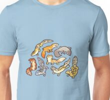 chub geckos in blue Unisex T-Shirt
