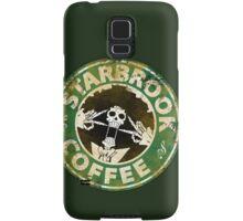 Starbrook Coffee Grunge Samsung Galaxy Case/Skin