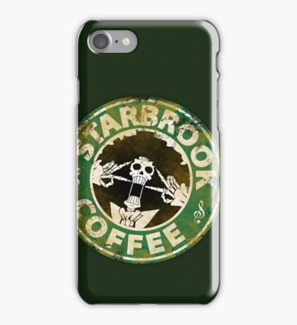 Starbrook Coffee Grunge iPhone Case/Skin