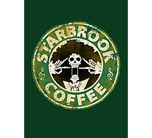 Starbrook Coffee Grunge Photographic Print