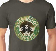Starbrook Coffee Grunge Unisex T-Shirt